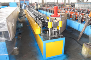 Stud or Keel Roll Forming Machine