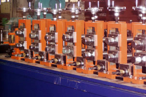 Φ25 High Frequency Welded Pipe Production Line